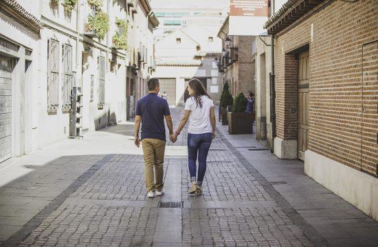 Preboda en Alcalá de Henares