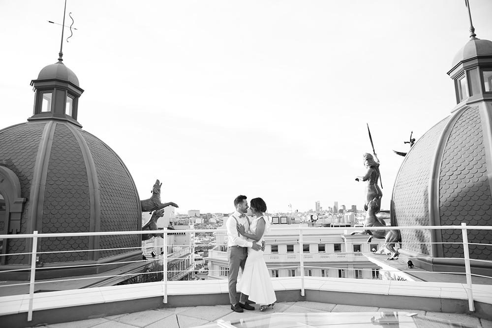 Reportaje de boda en el Hotel Hyatt