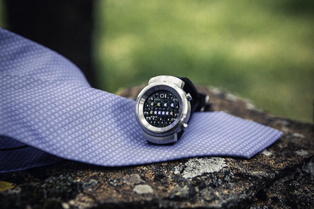 Reloj del novio